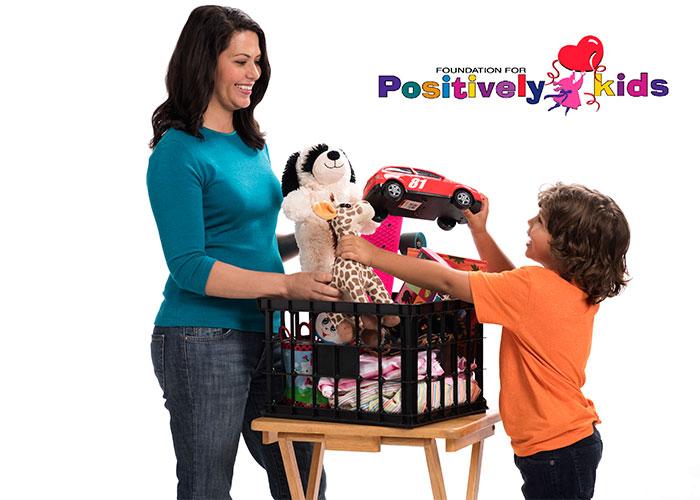 Clothing Donation Program – Positively Kids
